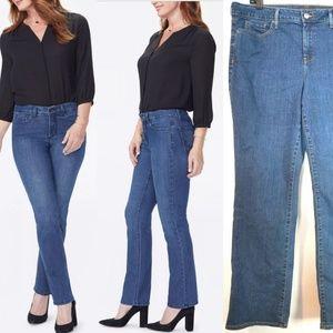 16 NYJD Marilyn Straight Leg Jean with Lift Tuck